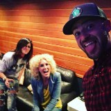 JT Is Writing With Little Big Town