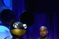 Kanye West's Latest Twitter Beef Target Is Deadmau5