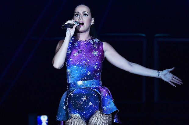 Katy Perry Performs At Dubai Airport's Air Show Gala Dinner To Launch Dubai Airports New Project MusicDXB