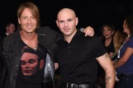 "Keith Urban To Feature Nile Rodgers & Pitbull On New Song ""Sun Don't Let Me Down"""