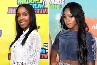 Kelly Rowland Wants More Dark-Skinned Female Singers Like Fifth Harmony's Normani Kordei