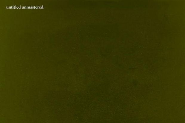 kendrick lamar untitled unmastered album cover artwork