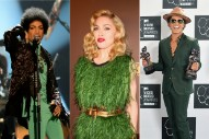Pint-Sized St. Patty's Day Pop Stars: From Madonna To Prince To Bruno Mars To Lady Gaga (Photos)