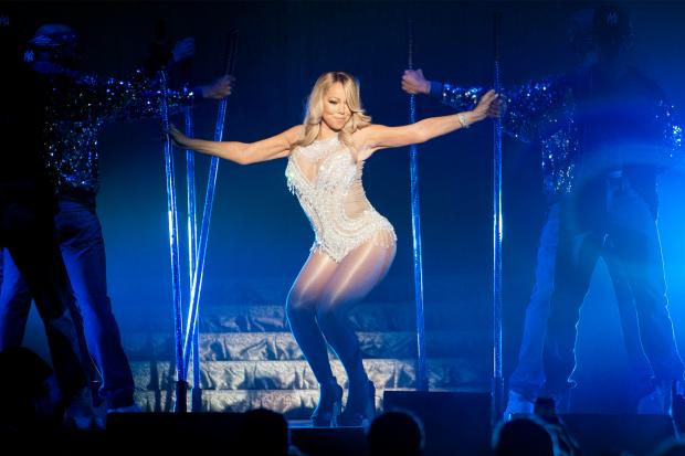 Mariah Carey Sweet Sweet Fantasy Tour Setlist