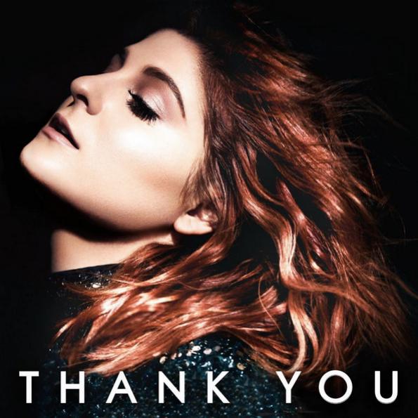 Meghan Trainor Posts 'Thank You' Album Cover | Idolator