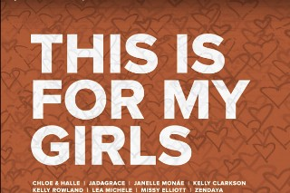 "Michelle Obama's ""This Is For My Girls"" Featuring Kelly Clarkson, Zendaya & Others: Listen"