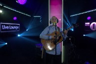 "Mike Posner Brings ""I Took A Pill In Ibiza"" To BBC Radio 1 Live Lounge"