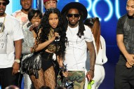 Lil Wayne Sues Universal Over Profits Made From Drake, Nicki Minaj