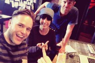 "Olly Murs And Diane Warren Are Working On A ""F**king Smash"""