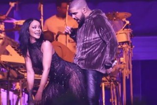 Rihanna Drops Official Video For Drake's 'ANTI' Tour Cameo: Watch