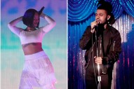 The Weeknd Drops Out Of Rihanna's 'ANTI' Tour