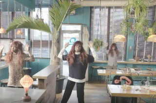 "Can You Spot All The Celebrities In Santigold's ""Can't Get Enough of Myself"" Video?"
