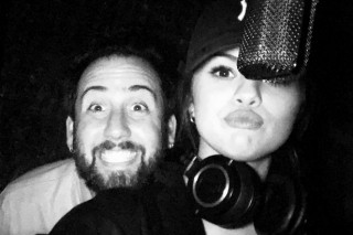 Selena Gomez Hit The Studio With One Of Her 'Revival' Songwriters