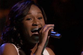 "'The Voice': Shalyah Fearing Rises To The Top With Amazing Rendition Of ""A Broken Wing"""