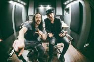 "Adam Lambert Featured In Steve Aoki & Felix Jaehn's ""Can't Go Home"": Listen"