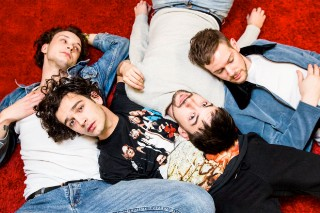 The 1975 Land First US Chart-Topping Album With 'I Like It When You Sleep'
