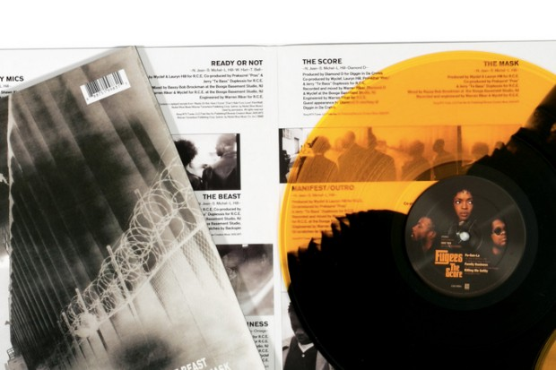 Fugees The Score Getting Special Vinyl Release For 20th