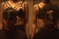 "The Knocks Go Dark In The Video For X Ambassadors Collaboration ""Comfortable"": Watch"