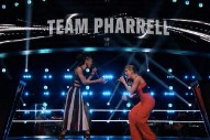 "'The Voice': Hannah Huston & Maya Smith Stage An Epic Battle With Sia's ""Elastic Heart"""