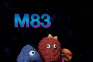 "M83's ""Solitude"" Is An Orchestral Oddity: Listen"