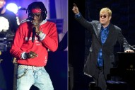 "Young Thug May Have Remixed ""Rocket Man"" With Elton John"