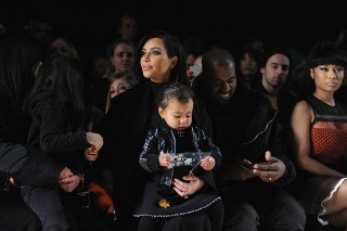 This Story About North West Throwing Kanye's Phone In The Toilet Explains A Lot About 'The Life Of Pablo'