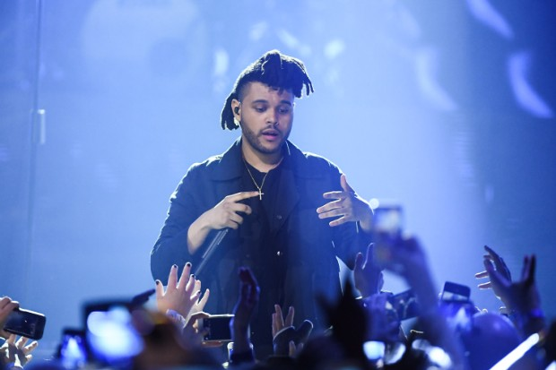 the weeknd 2016 Juno Awards
