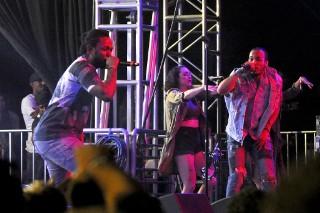 Kendrick Lamar Crashed Coachella Hours After Crashing 'Lemonade'