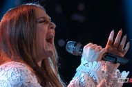 "'The Voice': Alisan Porter Stuns With Demi Lovato's ""Stone Cold"""