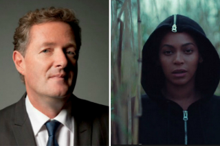 Piers Morgan Accuses Beyoncé Of Exploiting Mothers Of Police Brutality Victims, The Internet Explodes