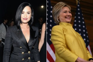 Demi Lovato Got A Letter From Hillary Clinton Praising Her LGBT Support