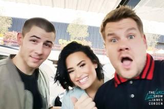 Demi Lovato & Nick Jonas Are Doing Carpool Karaoke