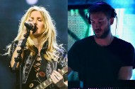 Ellie Goulding & Calvin Harris Recorded Another Song Together