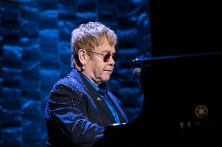 Elton John Is The U.K.'s Most Charitable Celebrity