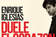 "Enrique Iglesias Teases New Single ""Duele El Corazon"""