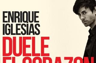 "Enrique Iglesias Teases New Single ""Duele El Corazon"""