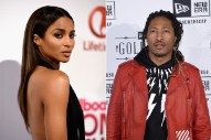 Future And Ciara Will Reportedly Have Joint Custody Of Future Zahir Wilburn