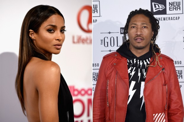 Futures Son Future Zahir Wilburn: Future And Ciara Will Reportedly Have Joint Custody Of