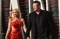 Gwen Stefani Featured On Blake Shelton's New Album: See The Tracklist