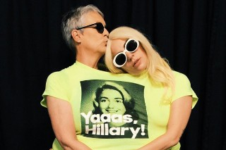Lady Gaga Throws Her Support Behind Hillary Clinton. Again.