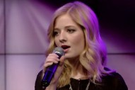 "Watch Jackie Evancho Perform ""Apocalypse"" On 'Live With Kelly And Michael'"