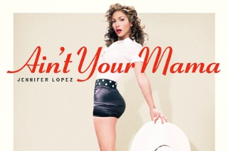 Jennifer Lopez Is A Spicy Pin-Up On The Cover Of 'Ain't Your Mama'