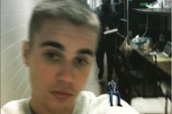 Justin Bieber Cuts Off Dreads To Crash Drake's Album Release Party