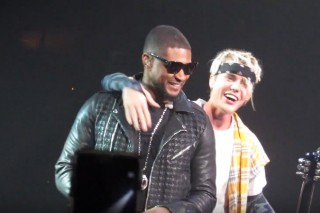 Watch Justin Bieber Duet With Mentor Usher In Atlanta
