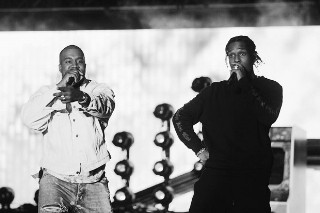 "Kanye West Joins A$AP Rocky At Coachella For ""Father Stretch My Hands, Pt. 1″: Watch"