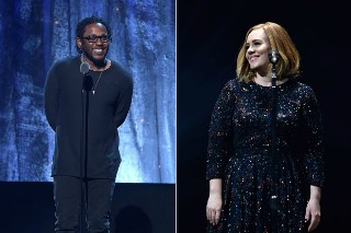 Adele, Nicki Minaj, Kendrick Lamar Named To 'Time' 100 Most Influential List