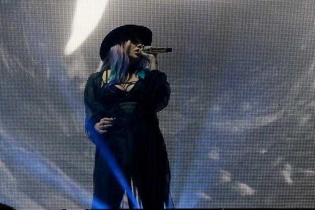 Kesha Zedd Coachella