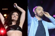 Lorde And Sam Smith Join Disclosure At Coachella: Watch