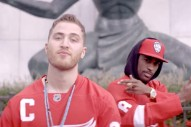 "Mike Posner & Big Sean Team Up Once Again For A Remix Of ""Buried In Detroit"": Listen"