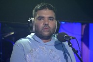 "Naughty Boy & Arrow Benjamin Perform ""Runnin' (Lose It All)"" On Live Lounge"